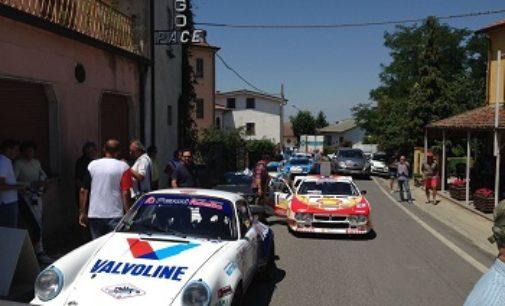 SALICE TERME 06/07/2017: Rally. L'Oltrepò corre in testa al 4 Regioni. Chiusa la prima giornata di prove speciali. Successo del team Musti