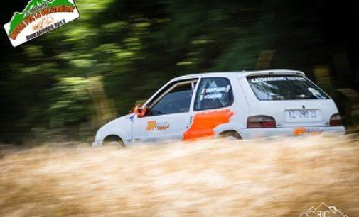 ZAVATTARELLO 21/07/2017: Rally. Efferremotorsport in trasferta al Rally Moscato