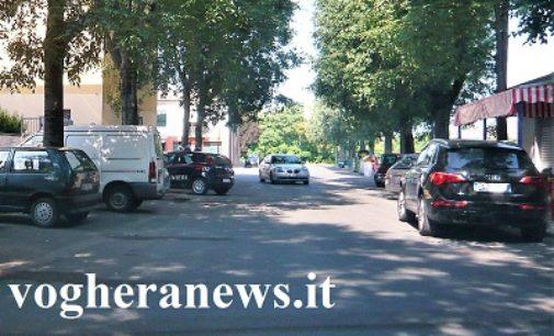 VOGHERA 05/07/2017: (AGGIORNAMENTO) Botte in via Furini. Brandita anche una scacciacani. Ferite due donne e un uomo