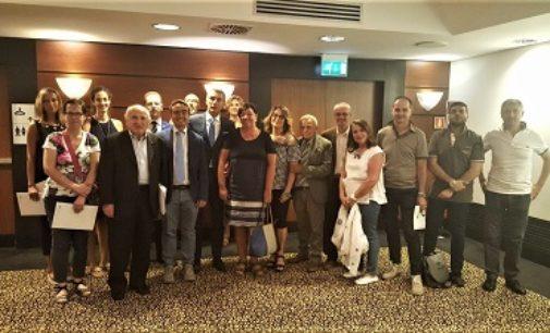 VOGHERA 25/07/2017: L'On. Paolo Affronti eletto Vice Segretario Regionale dell'UDC Lombardia