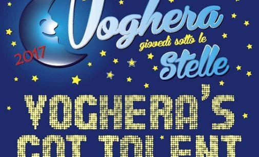 """VOGHERA 06/07/2017: Parte stasera alle 21 Voghera Sotto le Stelle 2017. Eventi clou: il """"Voghera's got talent"""" in piazza Garibaldi e """"Estate in Danza"""" in piazza Duomo"""