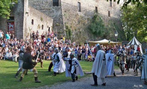 ZAVATTARELLO 14/07/2020: Al Castello. Quest'anno niente Giornate Medievali. Ma arrivano le Domeniche Medievali