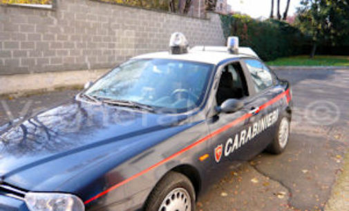 CAMPOSPINOSO 31/10/2017: Tentano di rubare in una villetta. Carabinieri e Stradale arrestano due uomini