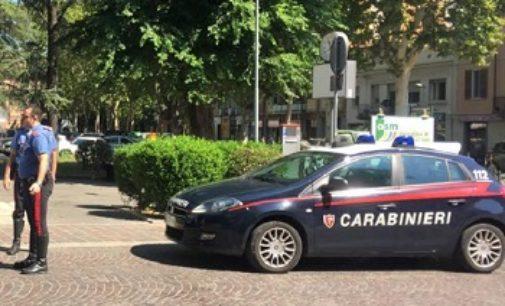 VOGHERA 31/10/2017: Doveva scontare il carcere. Preso dai carabinieri in piazza San Bovo
