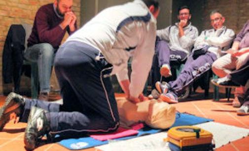 VOGHERA 01/10/2019: Auser e Cri insieme per il corso sull'uso dei defibrillatori. Iscrizioni aperte