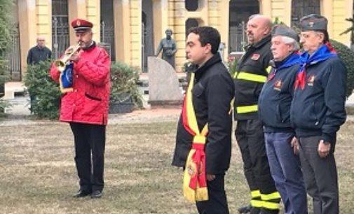 VOGHERA 09/11/2017: Celebrazione dell'Unità d'Italia. Il commento del Presidente del Consiglio Nicola Affronti