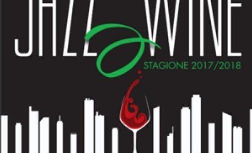 """VOGHERA 09/11/2017: Prosegue stasera all'Auser la rassegna """"Jazz & wine"""""""