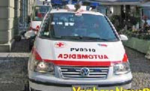 ROMAGNESE 28/11/2017: Incidente stradale a Casa Matti