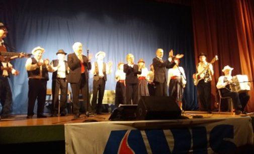 VOGHERA 27/11/2017: Spettacolo dei Suroti al teatro San Rocco. Un successo per l'Avis