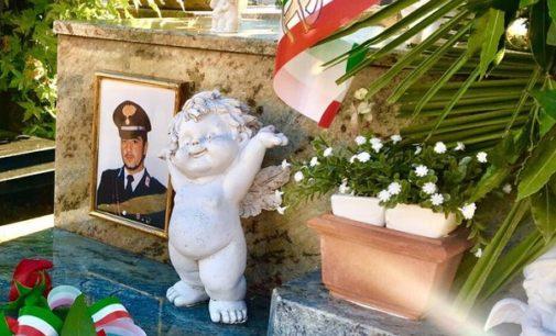 VOGHERA 14/11/2017: Alla Virgo Fidelis anche l'inaugurazione di un cippo a ricordo del Mar.llo Riccardo Bonn