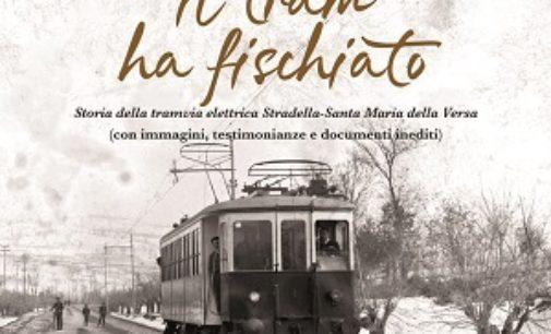 """STRADELLA 16/11/2017: """"Il tram ha fischiato"""". Sabato la presentazione del nuovo libro di Matteo Colombo"""