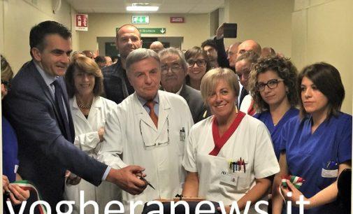 VOGHERA 10/11/2017: Inaugurati oggi i nuovi Ambulatori dell'Unità Operativa Complessa di Urologia