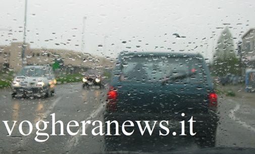 PAVIA VOGHERA 02/11/2017: Meteo. E' l'ora della pioggia. Le prime gocce da sabato. In graduale calo le temperature massime