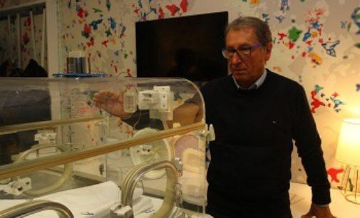 PAVIA 23/11/2017: Alla Neonatologia del San Matteo ora ci sono la Family Room e il MamiVoice
