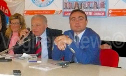 VOGHERA 27/11/2017: La nuova legge elettorale. Incontro dell'Udc sul Rosatellum stasera alla sala Zonca