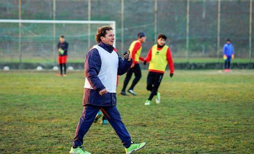 VOGHERA 19/12/2017: Calcio. L'OltrepoVoghera esonera Andrea Balestra. Panchina affidata (temporaneamente) a Mauro Guaraldo