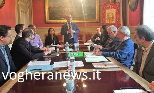VOGHERA 14/12/2017: Firmato l'accordo fra Comune e Associazioni inquilini e proprietari. Possibile in città affittare a canoni agevolati. E' il primo documento simile in tutta la provincia di Pavia