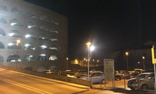 """VOGHERA 07/12/2017: Sicurezza in città. """"Operazione luce"""" anche in zona Autoporto"""