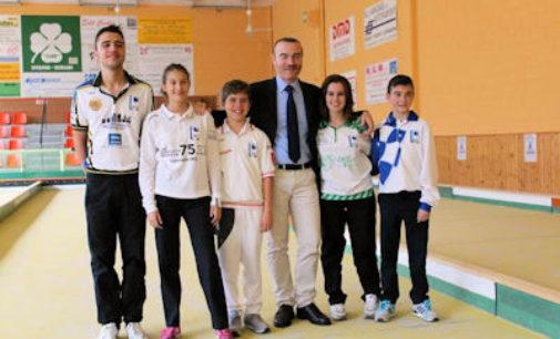 VOGHERA 05/12/2017: Bocce. In città vince il giovane Luca Capitani