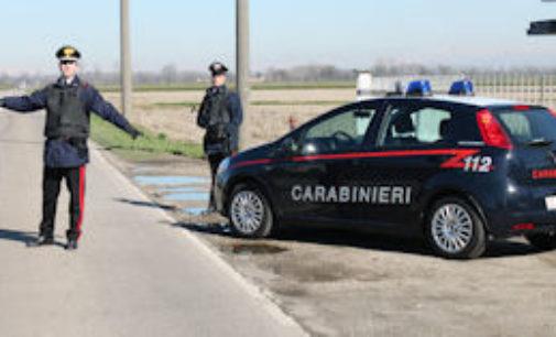 VOGHERA 06/12/2017: Carabinieri iriensi arrestano noti imprenditori lomellini. I presunti reati sono estorsione, incendio ed autoriciclaggio