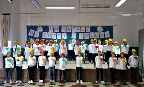 VOGHERA 22/12/2017: Una settimana ricca di festeggiamenti per la scuola primaria De Amicis