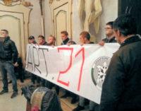 """VOGHERA 22/12/2017: CasaPound. No al divieto di propaganda politica, """"Faremo ricorso per difendere l'articolo 21 della Costituzione"""""""