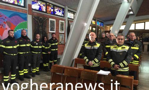 VOGHERA 10/12/2017: In un anno 850 interventi di emergenza. Sabato la festa di Santa Barbara ha reso omaggio al prezioso lavoro dei Pompieri iriensi
