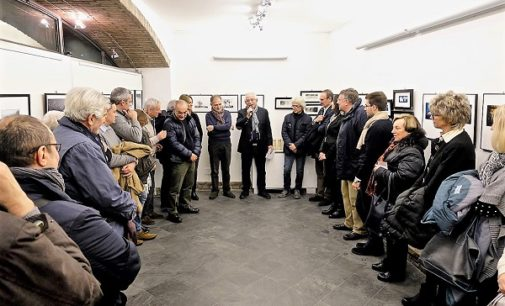 """VOGHERA 20/12/2017: Spazio 53 """"compie"""" 72 mostre. Inaugurata sabato la galleria dei Landscapes' Hunters """"Le stagioni del paesaggio"""""""