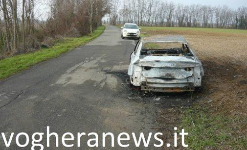 VOGHERA 25/01/2018: Aggressione e auto bruciata. In Lomellina due fatti simili. Indagini in corso per verificare collegamenti
