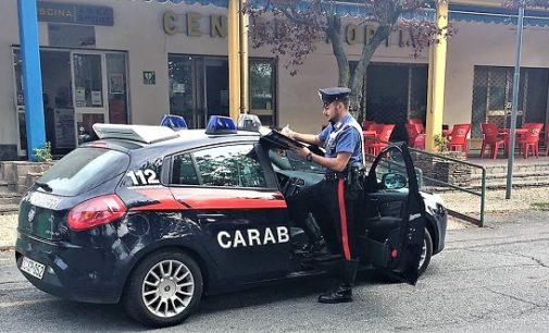 MONTEBELLO 19/01/2018: Preso dai carabinieri il ladro seriale di quadri. Ha 70 anni e abita a Voghera. L'uomo ha rubato più volte dei dipinti esposti in luoghi aperti al pubblico