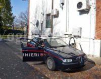 STRADELLA 25/01/2018: Controlli dei carabinieri. Denunciate due persone