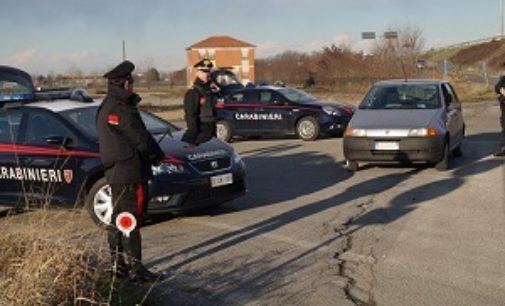 VOGHERA 20/01/2018: Carabinieri denunciano marocchino 35enne espulso dall'Italia ma rientrato illegalmente