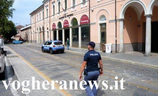 VOGHERA 04/01/2018: Controlli rafforzati della Polizia in città e a Casteggio. Il servizio contro degrado e furti
