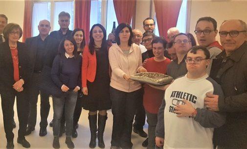 VOGHERA 30/03/2018: Anffas in festa. Celebrata la XI Giornata della disabilità intellettiva e relazionale