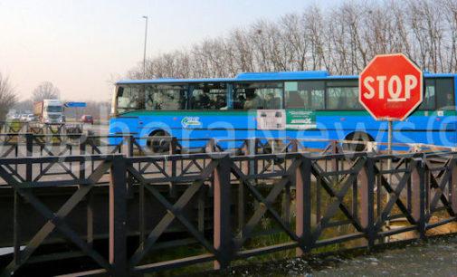 PAVIA VOGHERA VIGEVANO 20/02/2018: Vertenza trasporto pubblico su gomma. Oggi sciopero regionale di 4 ore