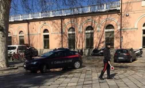 VOGHERA 16/03/2018: Mostrano documenti falsi ai carabinieri. Denunciati