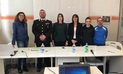 VOGHERA 26/03/2018: Scuola, sport e Forze dell'Ordine in rete contro il bullismo. Convegno all'IC di Via Marsala