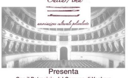 """VOGHERA 06/03/2018: """"Teatro e Cinema"""". Partono i corsi dell'Associazione """"CulturAma"""""""
