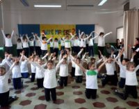 VOGHERA 15/03/2018: Spettacolo di teatro-danza. Succede alla scuola De Amicis