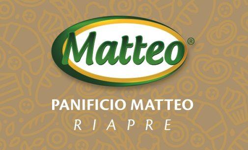 VOGHERA 19/03/2018: Il Panificio Matteo ritorna in C.so Rosselli. Domani la riapertura