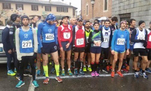 VOGHERA 12/03/2018: Atletica. Contardi della Pavese terzo a Lacchiarella
