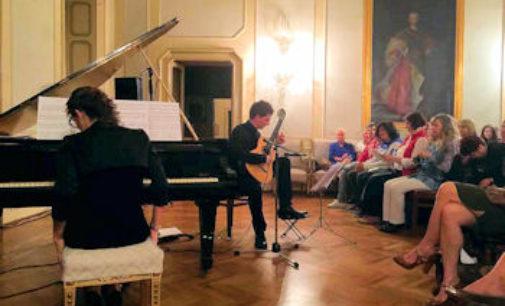 VOGHERA 16/03/2018: Al Ritrovo. Liceo e Galilei insieme per la prima serata concerto dell'anno scolastico