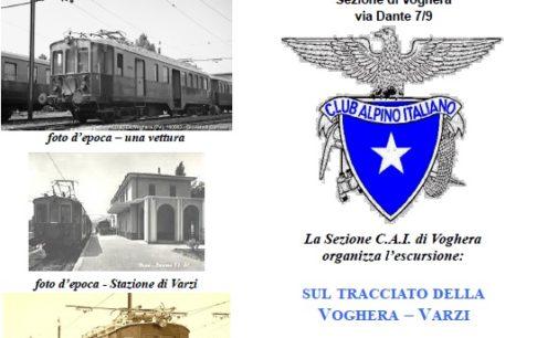 """VOGHERA 02/03/2018: Domenica la XI Giornata delle Ferrovie Dimenticate. Il Cai organizza una passeggiata sulla ex Voghera-Varzi. L'evento (che prevede per la prima volta una visita al """"Museo ferroviario"""") si terrà con qualsiasi tempo"""