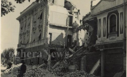 """VOGHERA 16/04/2018: Ricercatore vogherese parla dei Bombardamento in città del 1944 sulla rivista """"Storia in Rete"""". """"Bombardamento anomalo"""". """"Purtroppo non esiste ancora un monumento o una lapide che ricordi quei vogheresi rimasti uccisi"""""""