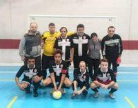 """VOGHERA PAVIA 06/04/2018: In città uno degli eventi del Progetto """"Attività Calcio 2018"""" per il miglioramento dell'integrazione sociale dei pazienti disabili"""