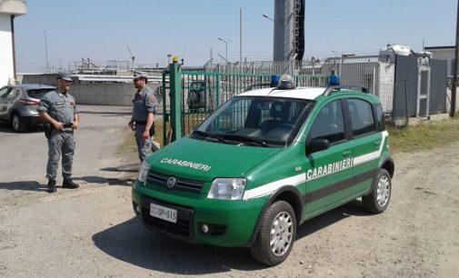 CASTEGGIO 19/04/2018: Ambiente. Inquinamento Torrente Coppa. Sequestro preventivo del depuratore comunale. Tre gli indagati