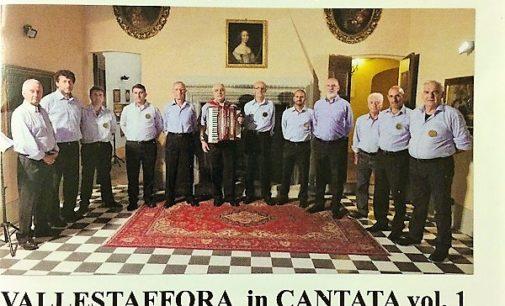 VARZI 10/04/2018: I Canti d'osteria della Valle Staffora. Ora c'è il CD del Comolpa. Sarà presentato Domenica al Castello Malaspina