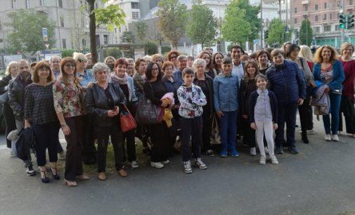 VOGHERA 20/04/2018: Il Cral ospedaliero a Milano per il musical Mary Poppins