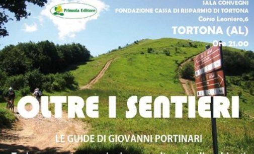 TORTONA 10/04/2018: Ambienti. Ecologie. Culture. Cinzia Montagna presenta due nuove guide sull'Oltrepò Pavese e il Tortonese