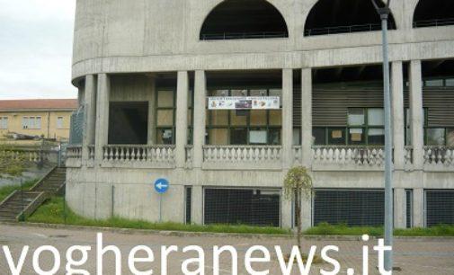 VOGHERA 16/04/2018: Una nuova insegna per il Museo Ferroviario di Voghera